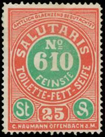 Salutaris Toilette-Fett-Seife