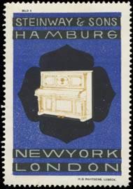Steinway Klavier