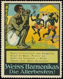 Weiss Harmonikas die Allerbesten!