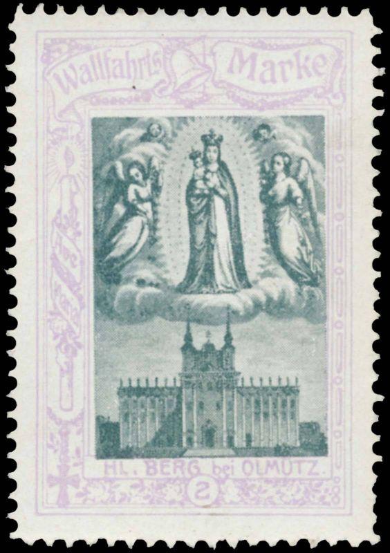 Heilige Berg bei Olmütz