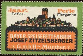 Isar - Perle - Tafel - Margarine