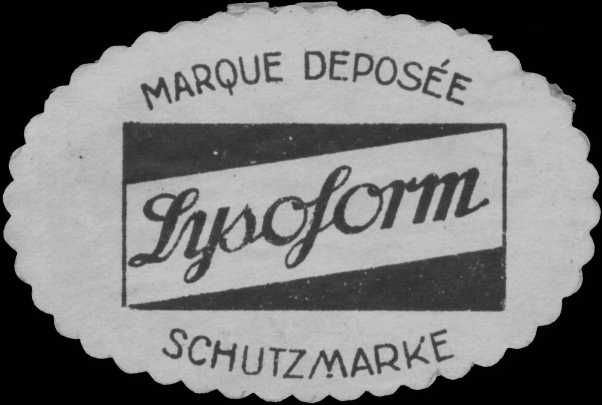 Lysoform Mundwasser