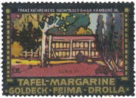 Tafel Margarine Feima Drolla