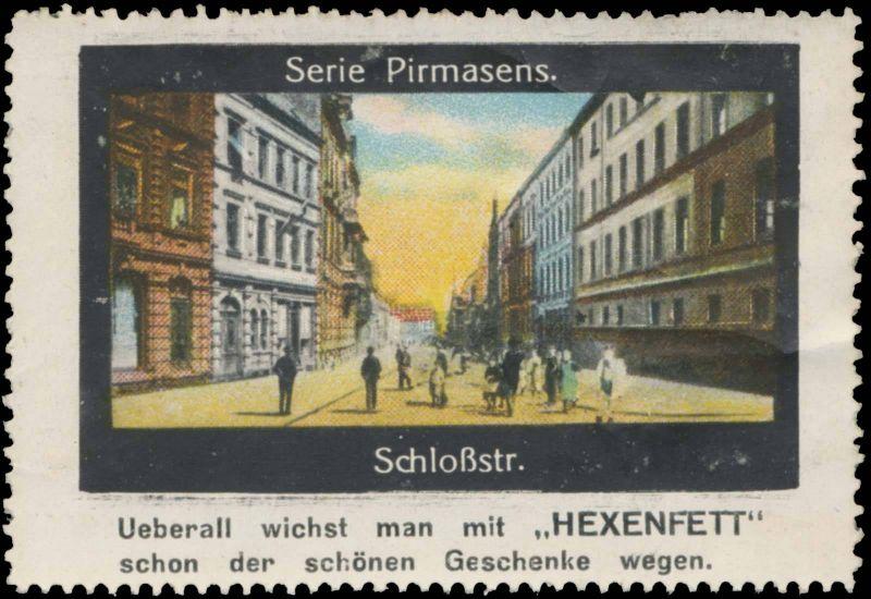 Schloßstraße Pirmasens