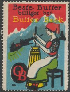 Beste Butter billigst bei Butter-Beck