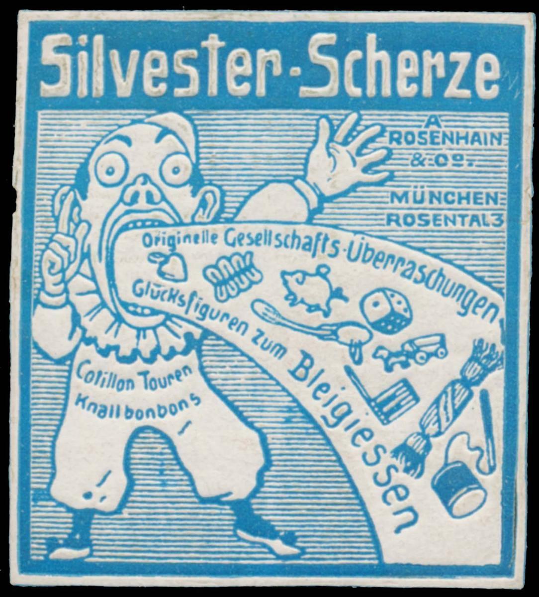 Silvester-Scherze