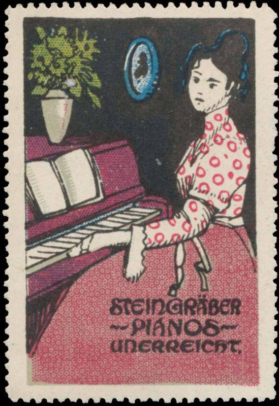 Steingräber Pianos unerreicht