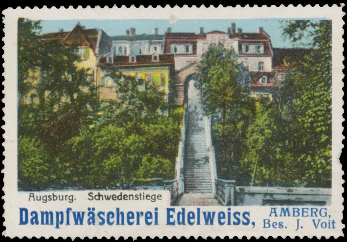 Schwedenstiege Augsburg