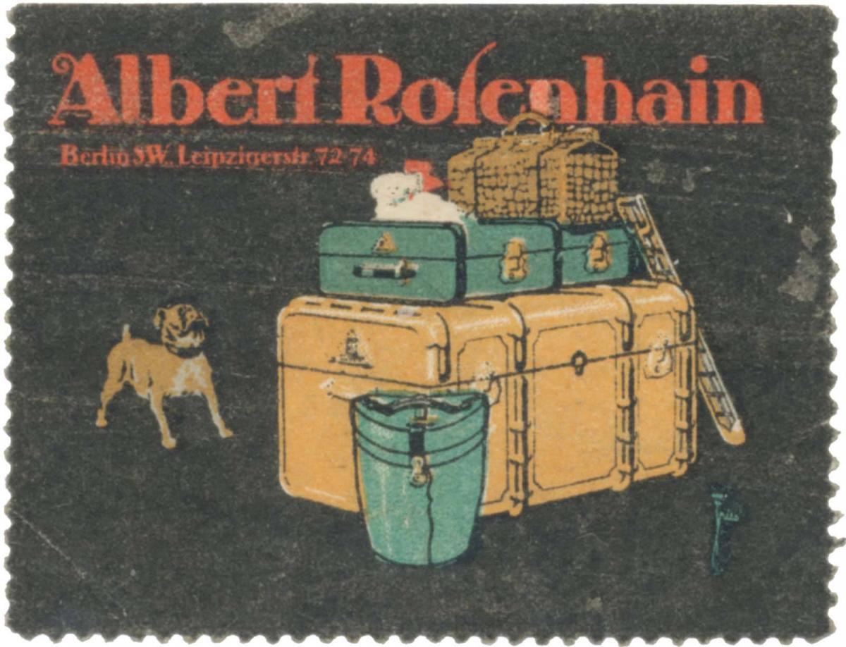 Albert Rosenhain