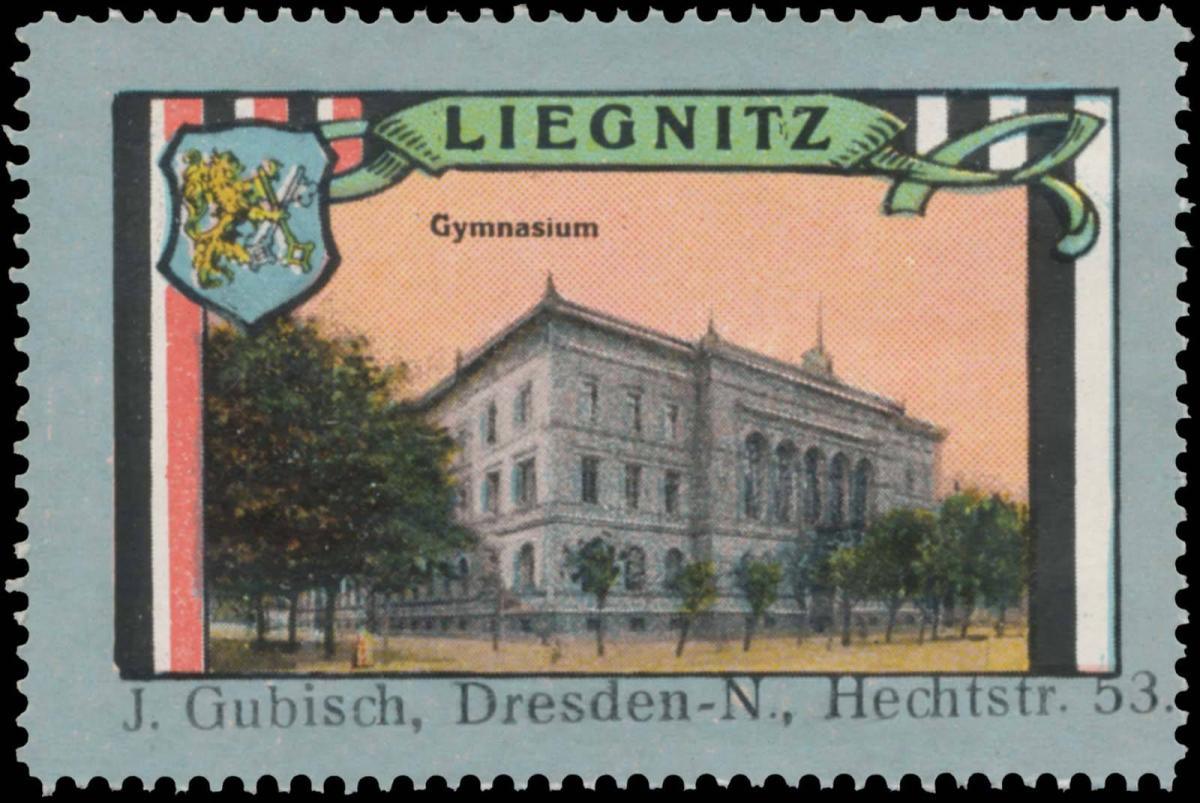 Gymnasium von Liegnitz