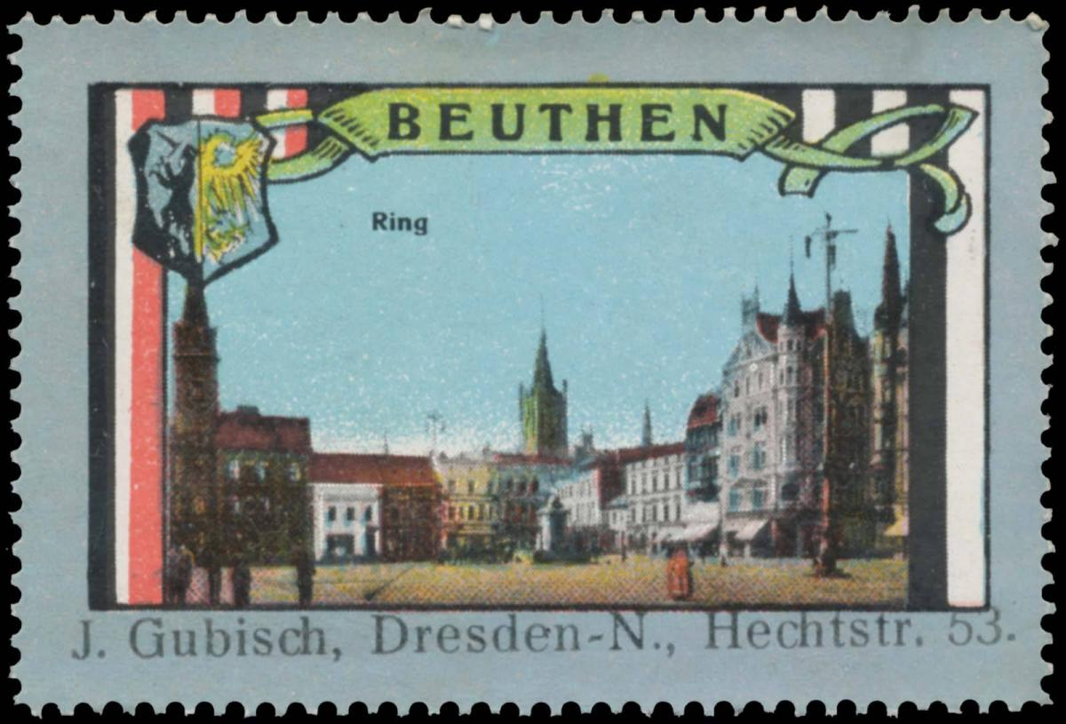 Ring in Beuthen