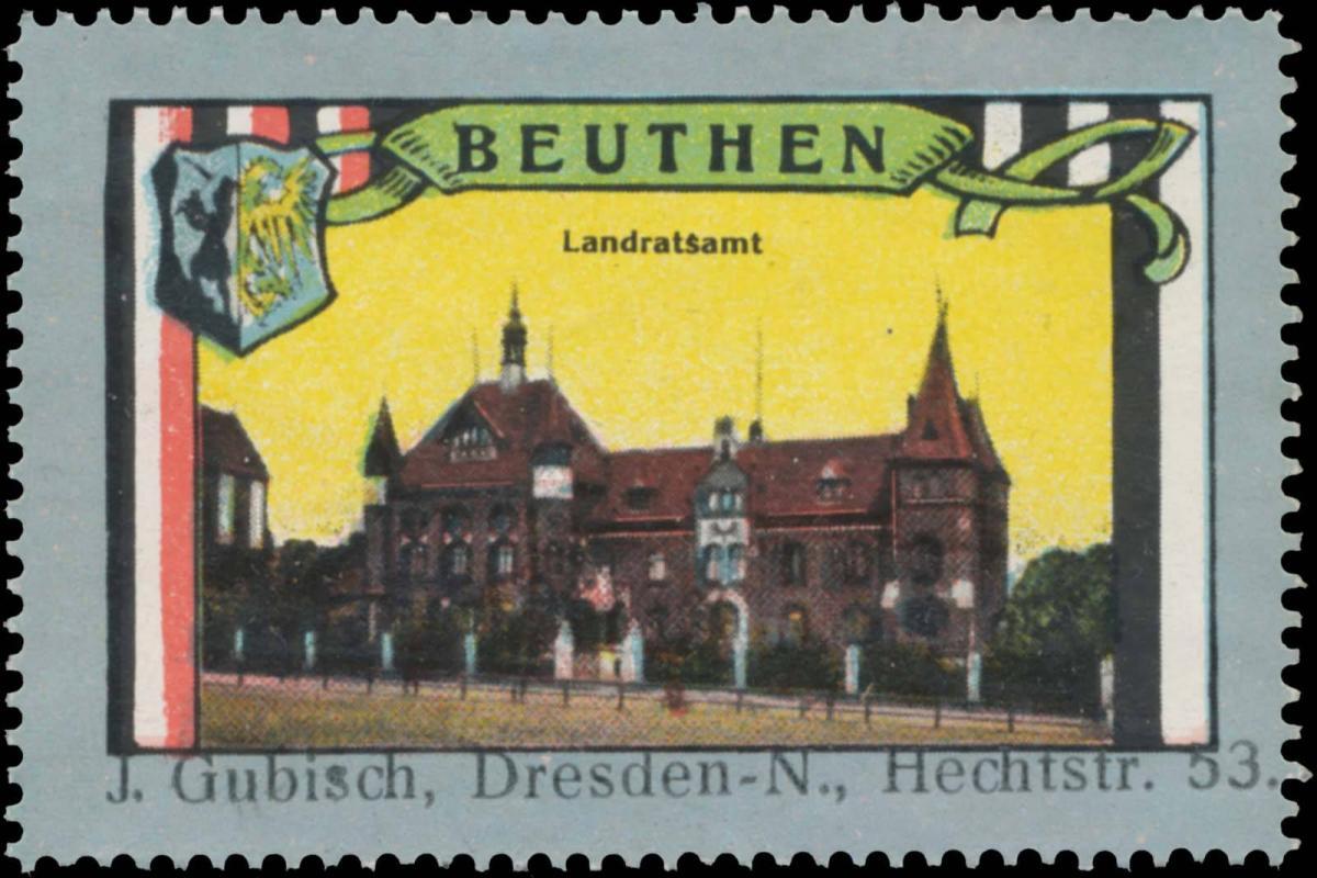 Landratsamt von Beuthen