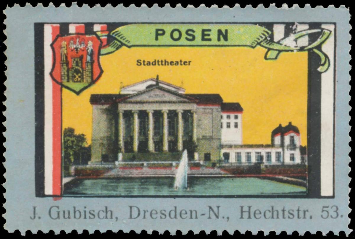 Stadttheater Posen