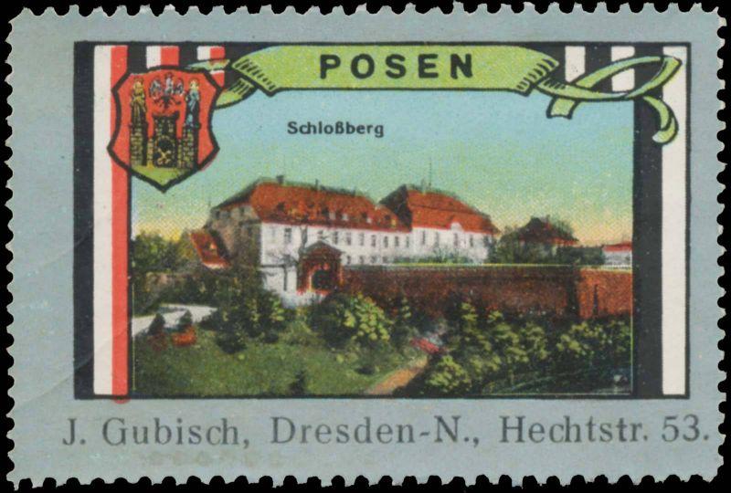 Schloßberg in Posen