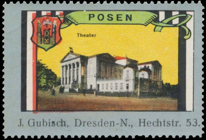 Theater in Posen