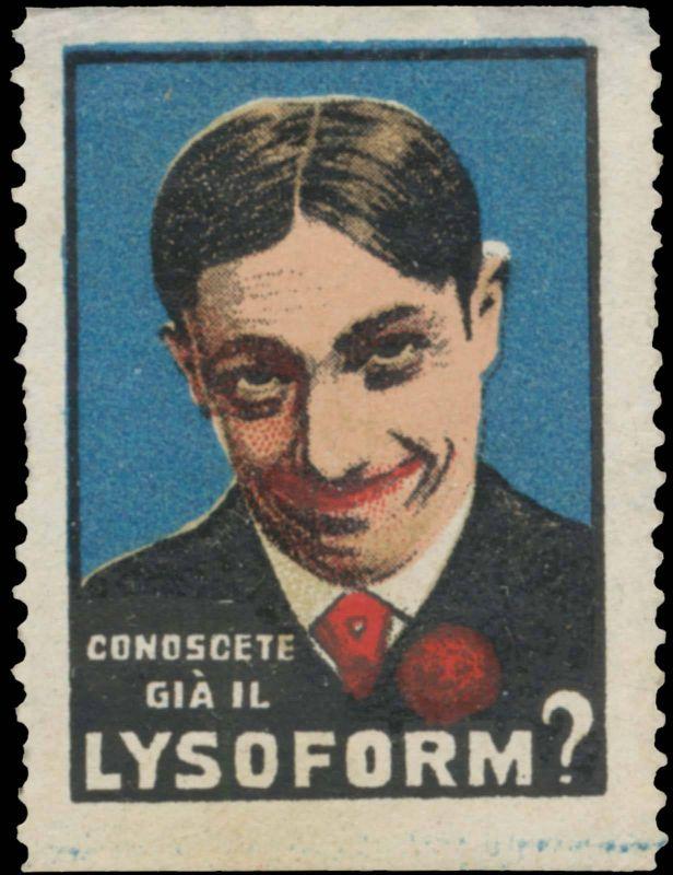 Kennen Sie schon das Lysoform Mundwasser?