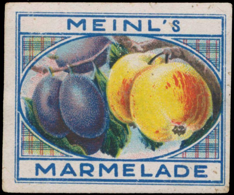 Meinls Marmelade