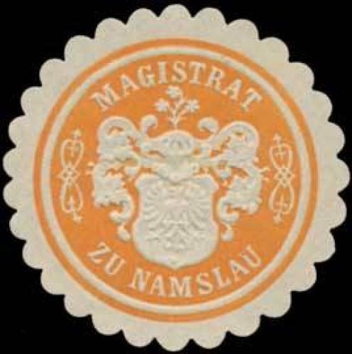 Magistrat zu Namslau
