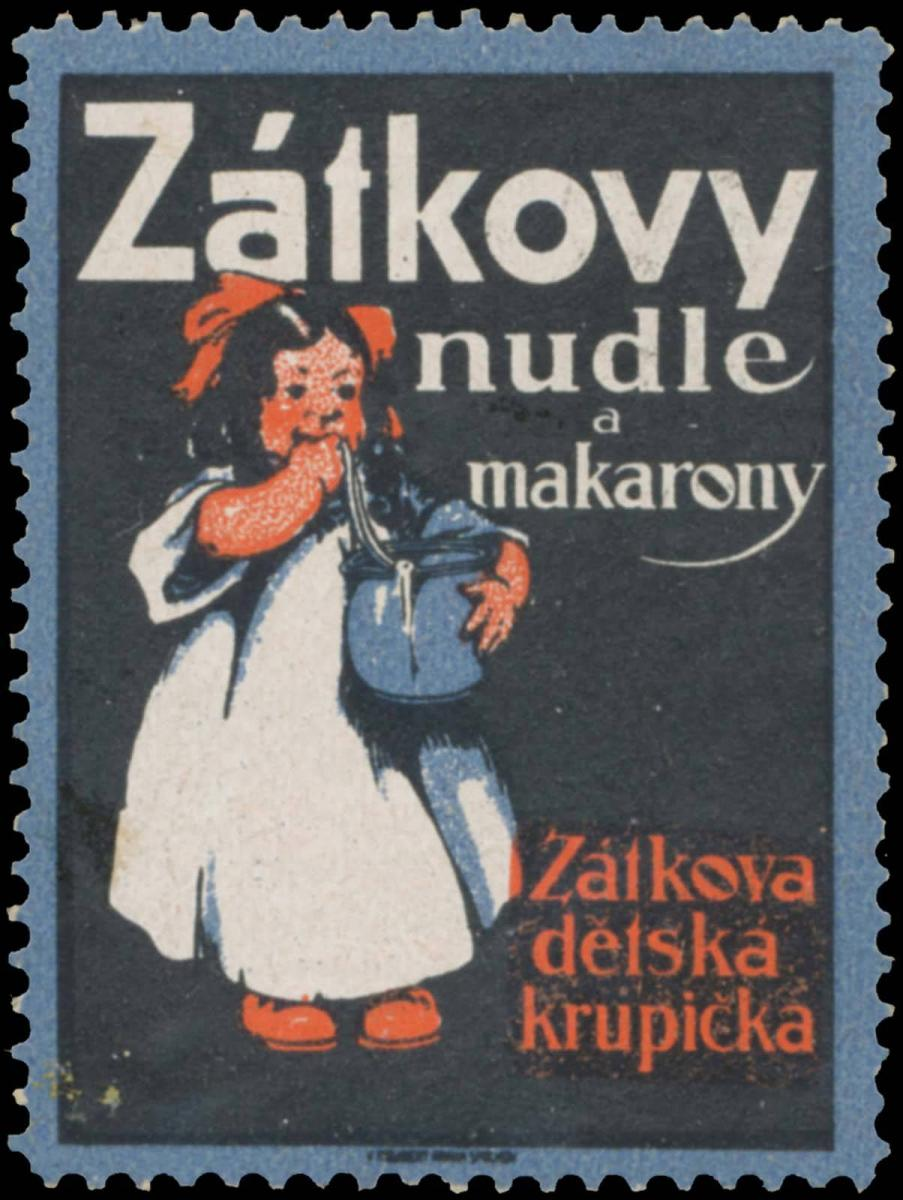 Zatkovy Nudeln & Makkaroni