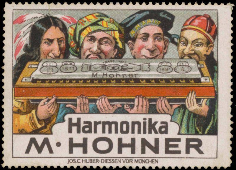 Harmonika - Mundharmonika