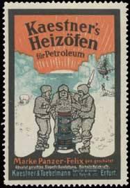 Petroleum Ofen