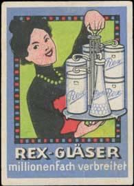 Rex-Gläser