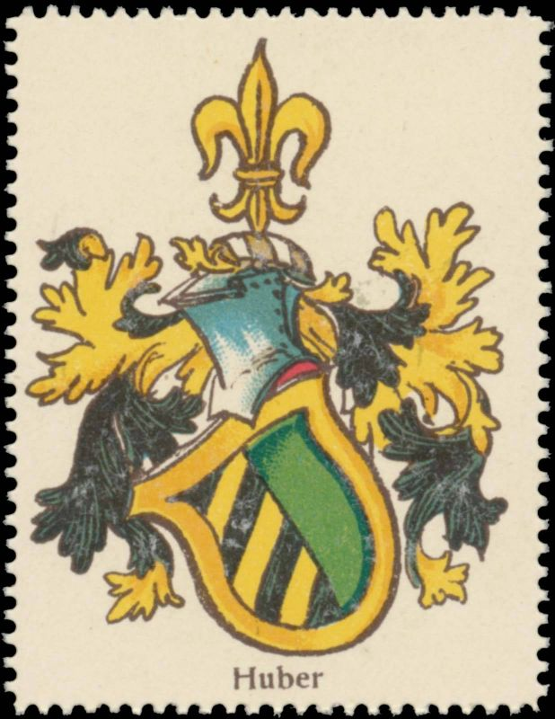 Huber Wappen