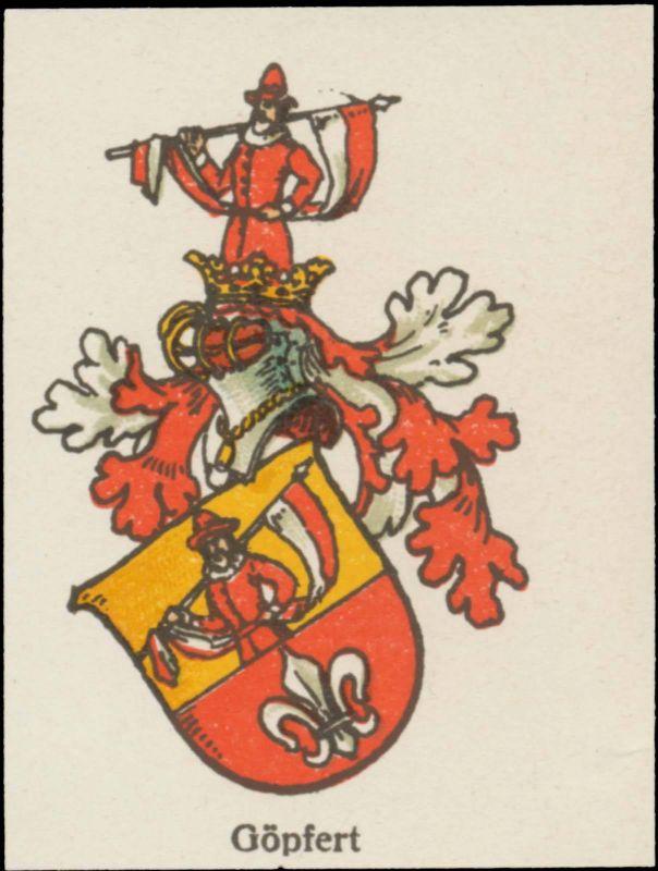 Göpfert Wappen
