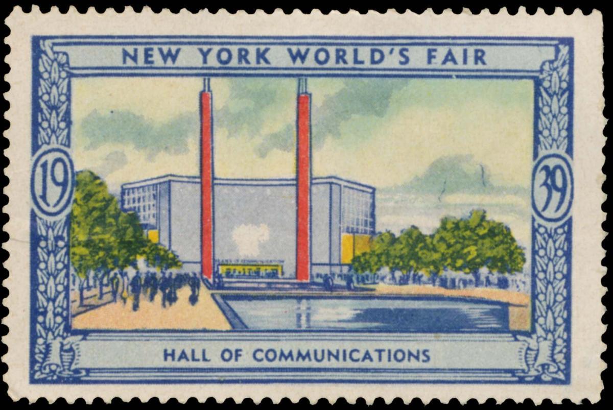 Hall of Communications 0