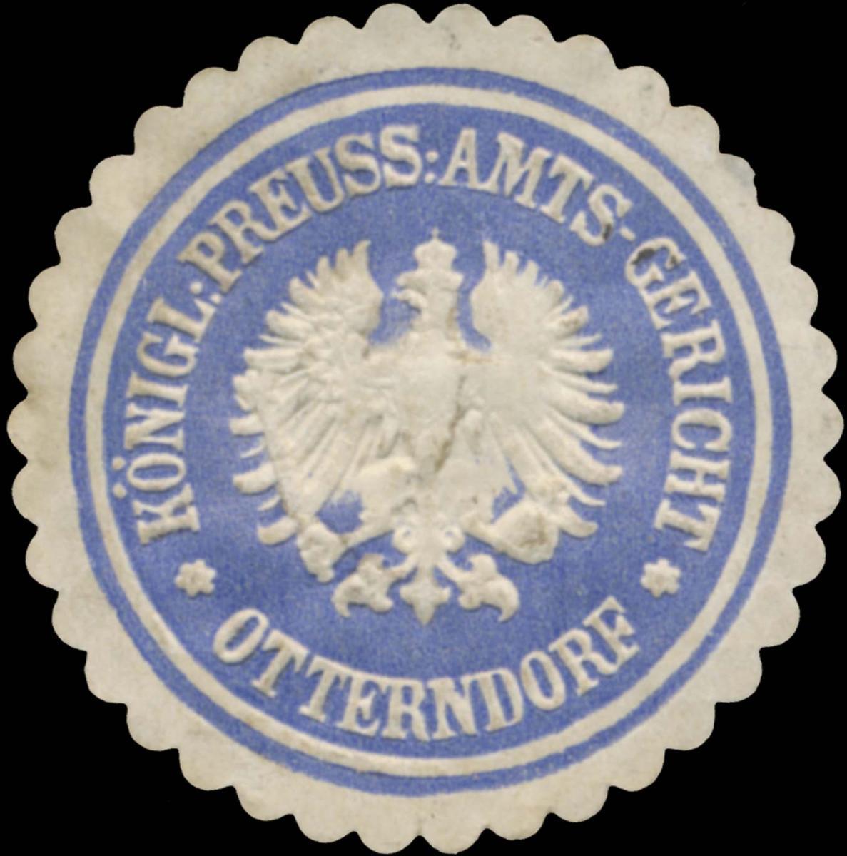 K.Pr. Amtsgericht Otterndorf 0