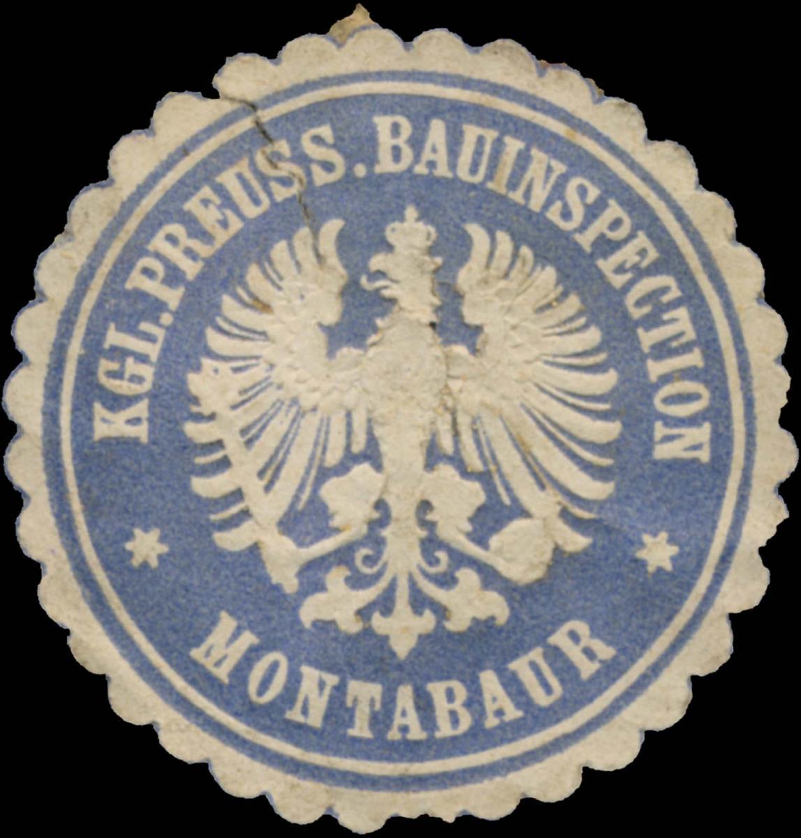 K.Pr. Bauinspection Montabaur