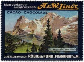 Wengernalp - Eiger und Mönch