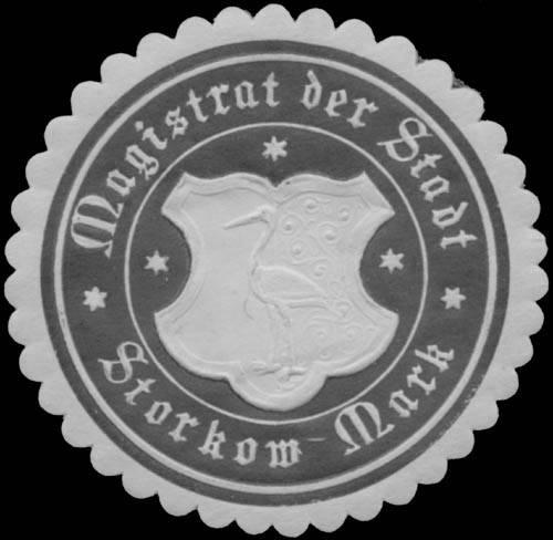 Magistrat der Stadt Storkow/Mark