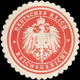 Deutsches Reich - Reichsgericht