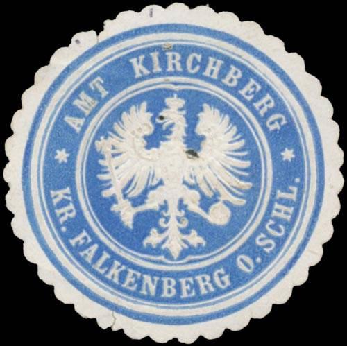 Amt Kirchberg Kreis Falkenberg Ober-Schlesien