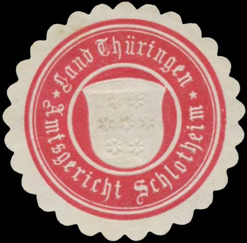 Amtsgericht Schlotheim