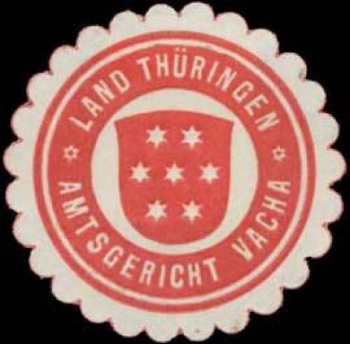 Amtsgericht Vacha - Land Thüringen