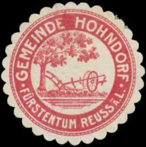 Gemeinde Hohndorf