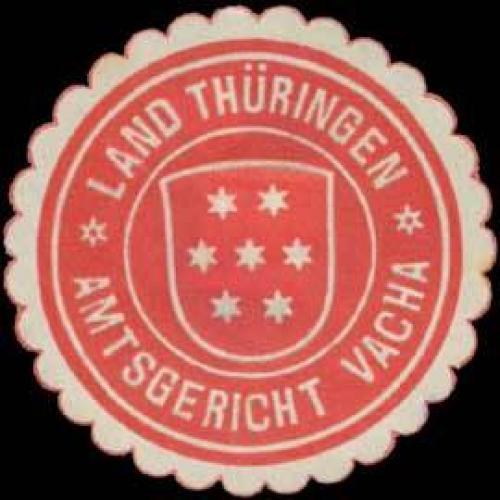 Amtsgericht Vacha Land Thüringen