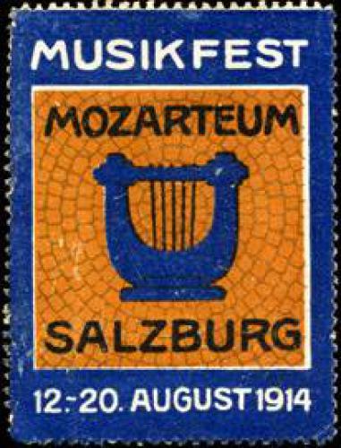 Musikfest Mozarteum Salzburg