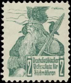 Deutschvölkischer Wehrschatz - Wikinger