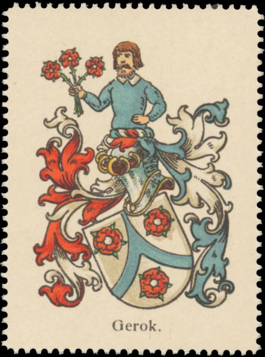 Gerok Wappen