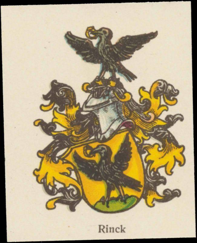 Rinck Wappen