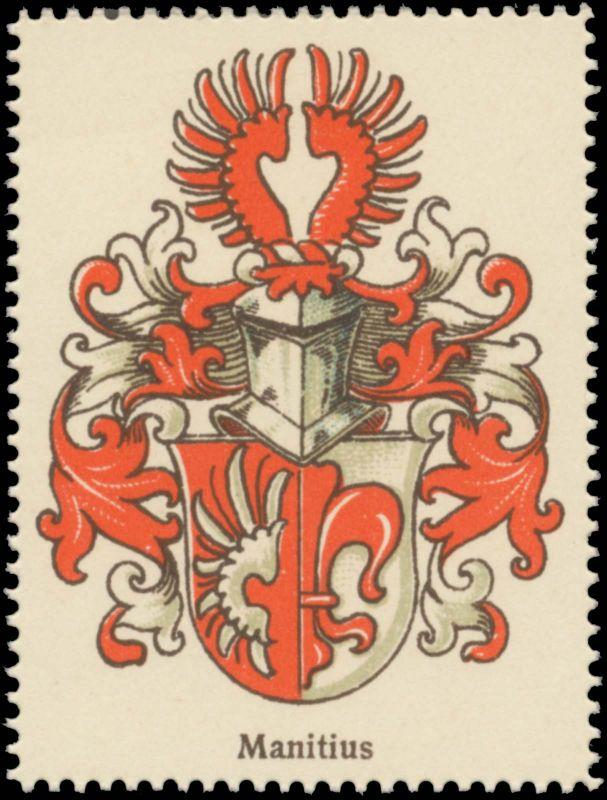 Manitius Wappen