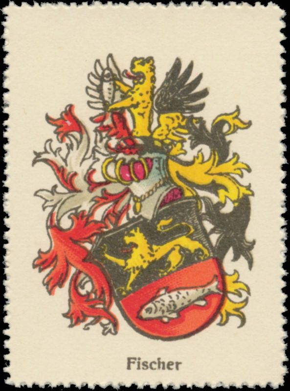 Fischer Wappen