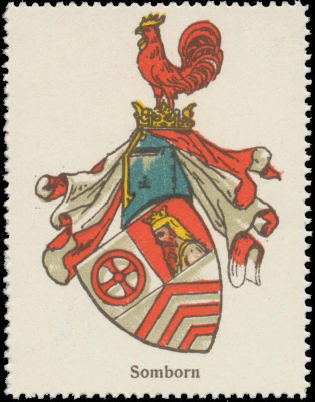 Somborn Wappen