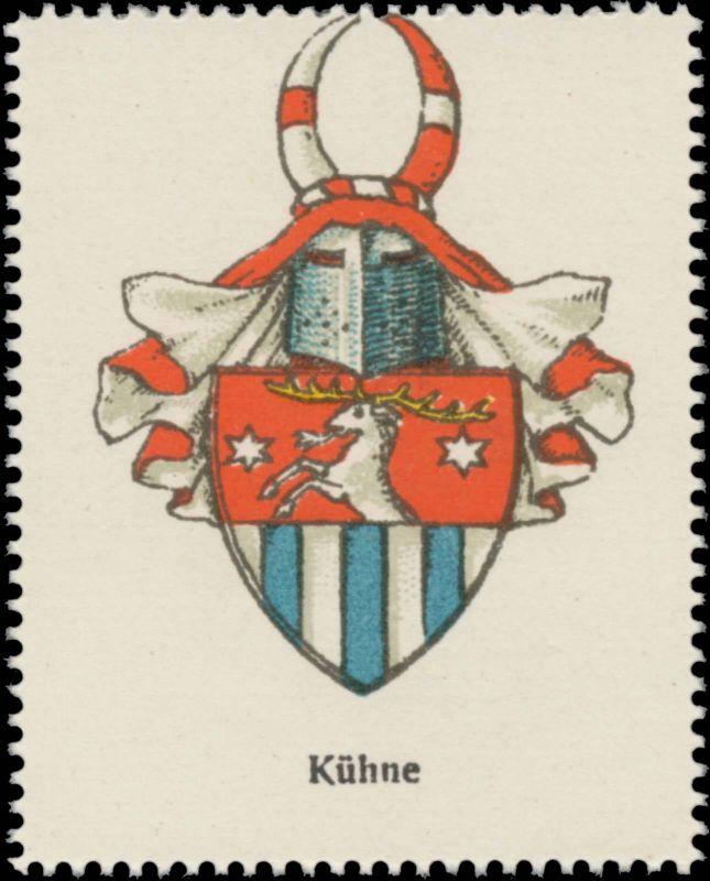 Kühne Wappen