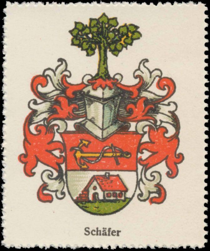 Schäfer Wappen