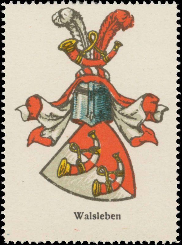 Walsleben Wappen