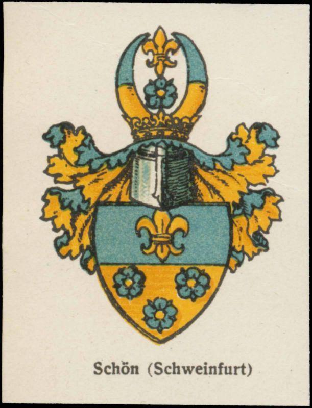 Schön (Schweinfurt) Wappen